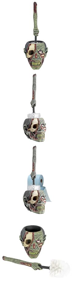 Toilet Brushes and Sets 66723 Toilet Toilet Brushes And Holders - halloween bathroom sets