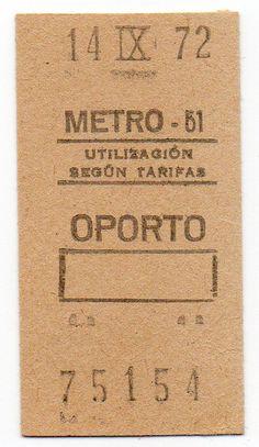 Billete de Metro, 1972 Metro Madrid, Thats Not My, Nostalgia, Notebook, Vintage, Sentences, Childhood Memories, Life, Spanish Architecture
