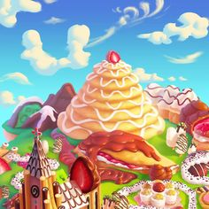 Image - Background 34.png - Cookie Jam Wikia - Wikia