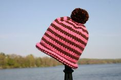 Knitted Baby Hat  Newborn Hand Knit Baby Hat with by UpNorthKnits, $24.00
