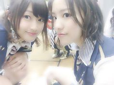 Emika Kamieda x Anna Ijiri  https://twitter.com/Emika_Kamieda/status/778714108145209344