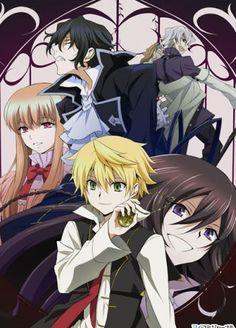 Pandora Hearts VOSTFR/VF DVD - Animes-Mangas-DDL.com