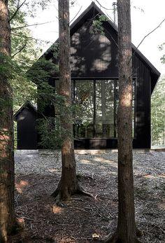 Le Chalet GRAND-PIC; la parfaite symbiose entre architecture et nature. | Magazine | La Pièce