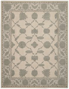 New Horizons Parchment Area Rug