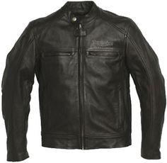 Triumph Balham leather jacket