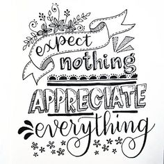 Appreciate..  #surelysimple #surelysimplelettering #lettering #doodle #handlettering #designspiration #typegang #goodtype #50words #calligraphy #unipin #bimoji #fudepen
