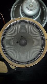 2x VOX / Celestion Silver Bell Bulldog Speaker - vintage in Dortmund - Dortmund-Lütgendortmund | Musikinstrumente und Zubehör gebraucht kaufen | eBay Kleinanzeigen