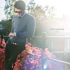 Genser i 100% merinoull menswear.no #menswear_no #menswear #mensfashion #oslo #tjuvholmen #bogstadveien #hegdehaugsveien #lysaker #merino #ullgenser #viero #skjorte #slips #suitup photo: @katyadonic