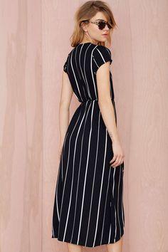 Faithfull Lulu Wrap Dress
