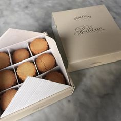 """""""Thanks @slinc for the most delicious butter cookies #poilane"""""""