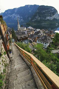 The wonderful town of Hallstatt, Austria (by Juraj Kupculak)