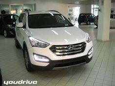 Hyundai Santa Fe http://www.youdrivecars.it