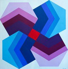 Herbert Busemann, Petals, 1970's
