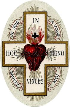 El Sagrado Corazón.