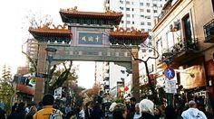 Barrio Chino: lugar turístico para toda  la gente. Allí viven diferentes comunidades asiáticas. Tiene gran popularidad sobre todo cuando se festeja el Año Nuevo Chino.