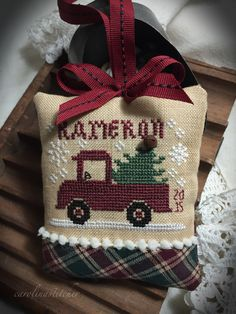 Carolina Stitcher: Homespun Elegance