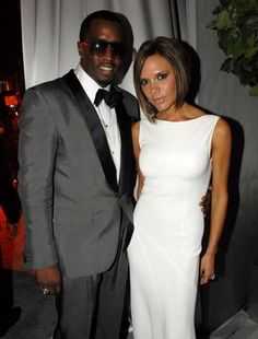 Victoria and Diddy
