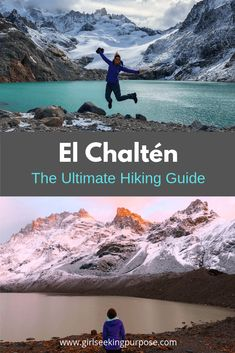 The Ultimate Hiking Guide to the Best Hikes in El Chaltén, Patagonia Hiking Guide, In Patagonia, Best Hikes, Travel Bugs, What Is Life About, All Over The World, Trekking, Adventure Travel, Paths