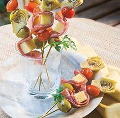 Italian Skewers... Happy Hour Appetizers 8 | Hampton Roads Happy Hour