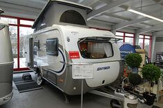 Hymer Eriba Feeling 380 model 2013 16,900 Euros in Germany