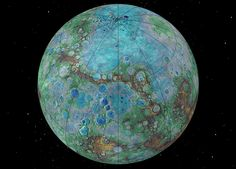 Measurements by X-ray, gamma-ray, and neutron spectrometers on the MESSENGER spacecraft revealed Mercury's surface to have surprisingly high abundances of the moderately volatile elements sodium, sulfur, potassium, chlorine, and thorium, and a low abundance of iron.