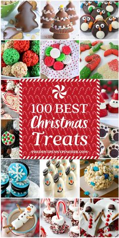 christmas cookies homemade Weihnachtspltzchen 100 Best Christmas Treats - Spread holiday cheer with these festive and delicious Christmas cookies, Christmas fudge, Christmas candy, Christmas cupcakes, and many other types of Christmas treats! Christmas Fudge, Best Christmas Cookies, Christmas Snacks, Xmas Cookies, Christmas Cooking, Christmas Goodies, Holiday Treats, Holiday Recipes, Homemade Christmas Treats