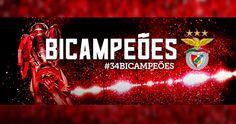 BENFICA BICAMPEÃO!! - Ser Sempre Benfica