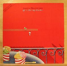 ANGELO BRANDUARDI - Life is the only Teacher - Vinyl LP - RARE Italo Disco Pop