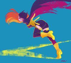 Batgirl by heejindraws