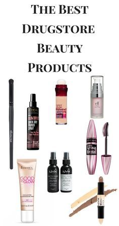 The Best Drugstore Beauty Products on the market today!