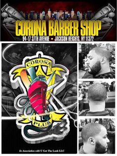 I want to thank Corona Barbershop Plus for letting us feature them in our UGTL Magazine and to show our Appreciation we customized a magazine for you and your customers. This magazine is done without the UGTL logo, thats right guys you can have your Barbershop or Salon magazine with your own logo for $14.99 a month.....This magazine is on sale at http://www.ugotthelook.com