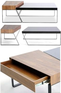 Divyde Coffee Table. #versatile