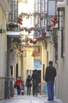 Casco antiguo de Málaga