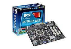 computer-parts: ECS Intel Motherboard B75 MicroATX DDR3 1600 Intel LGA 1155 B75H2-M3 NEW NIB #Computer - ECS Intel Motherboard B75 MicroATX DDR3 1600 Intel LGA 1155 B75H2-M3 NEW NIB...
