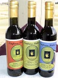 SLC Hemp Hemp Seed Oil. $15.00. In addition to being produced naturally, this oil contains Omega 3 fatty acids and is a great substitute for olive oil when cooking.