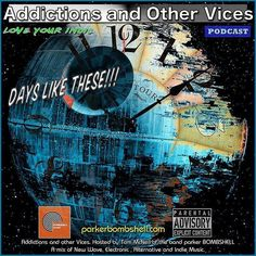 #today #throwback #indie #rock #alternative #dj #listen 11:00AM-1:00PM EST bombshellradio.com http://parkerbombshell.com/addictions-podcast-208/  Addictions Podcast 208  parker BOMBSHELL parkerBOMBSHELL So we set the clocks back its Daylight Savings time here in Canada and I think in the US as well. I think in the UK The clocks got turned back not that long ago. So officially were all a mess. Im not sure if this really benefits many people or not. I guess theres pros and cons not sure if it…