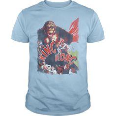 King Kong You Better Run T-Shirts, Hoodies. Check Price Now ==► https://www.sunfrog.com/Movies/King-Kong-You-Better-Run.html?id=41382