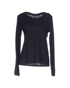 VELVET by GRAHAM & SPENCER Women's T-shirt Dark blue XS INT