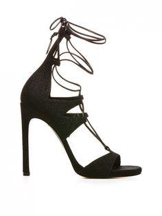 Stuart Weitzman The Legwrap Sandals