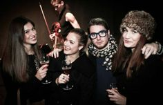 itsfuntobehappy #EVENT It's fun to be … together ! Gucci new opening, Brescia