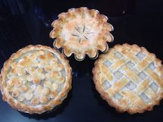 Pies are some of my favorite to make....