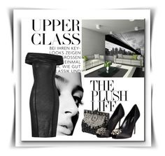 """Upper Class ..... The Plush Life"" by conch-lady ❤ liked on Polyvore featuring 1Wall, Donna Karan and Dolce&Gabbana"