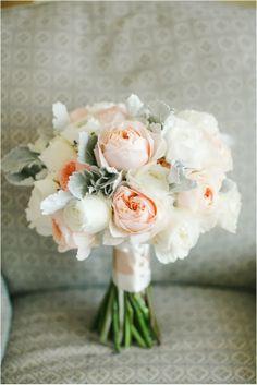 organza y tul ramos de novia romnticos