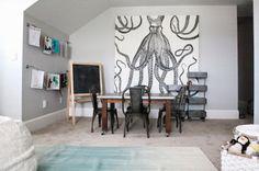 6th Street Design School |  : Nautical Playroom Reveal
