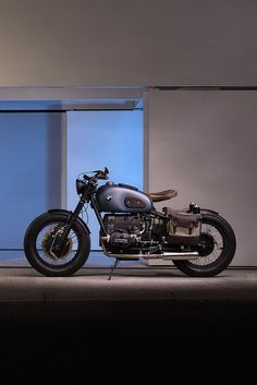 The Slovenian workshop ER motorcycles has just released a new BMW build, 'Thompson.' And yes, that's a reference to the infamous submachine gun favored by criminals. Click through for the unusual story—plus ER's typically terrific images in high resolution.