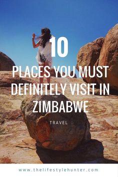 Travel – Zimbabwe
