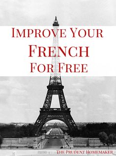 One of my current goals is to improve my French every day by learning new words and phrases, improving my grammar, and improving my listening comprehension. How To Speak French, Learn French, Word Reference, French Friend, Study French, Learning Sites, I Have Forgotten, Local Library, French Class
