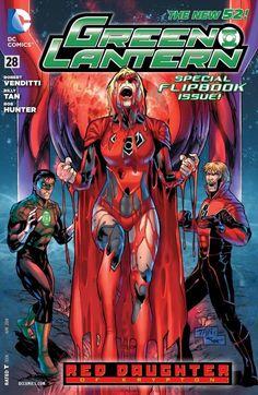 Green Lantern (2011) #28 #DC #GreenLantern #New52 (Cover Artist: Billy Tan)