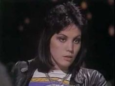 """Stooges cover, by Joan Jett """"I Wanna Be Your Dog"""""""