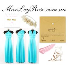 Bridesmaid Fashion by marleyrose01 on Polyvore featuring Dorothy Perkins and By Terry